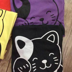 تیشرت گربه ملوس