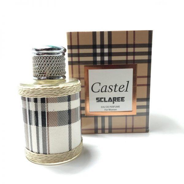 ادو پرفیوم زنانه اسکلاره مدل Castel حجم 100 میلی لیتر