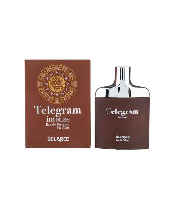 ادوپرفیوم مردانه اسکلاره تلگرام اینتنس Telegram Intense
