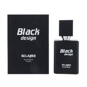ادو پرفیوم مردانه اسکلاره مدل Black Design حجم 100 میلی لیتر