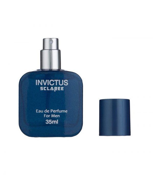عطر جیبی مردانه اسکلاره مدل Invictus حجم 35 میلی لیتر