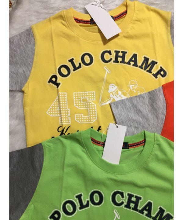 تیشرت پسرانه POLO CHAMP