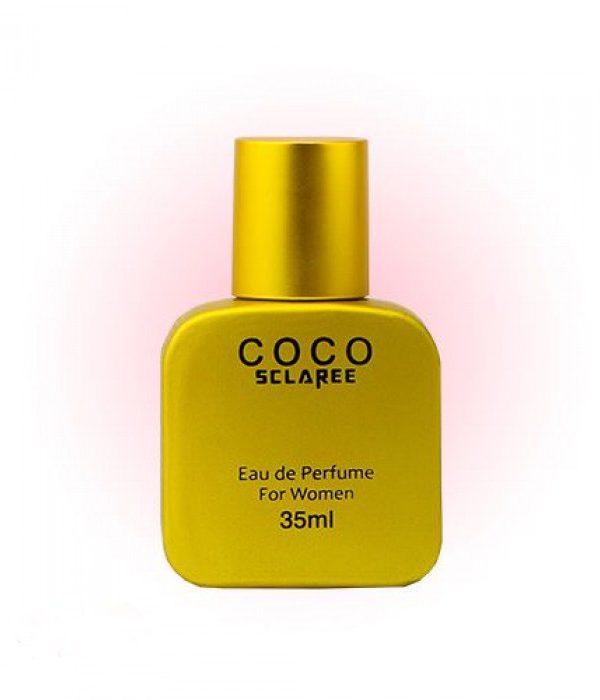 ادوپرفیوم زنانه اسکلاره مدل COCO حجم 35 میلی لیتر
