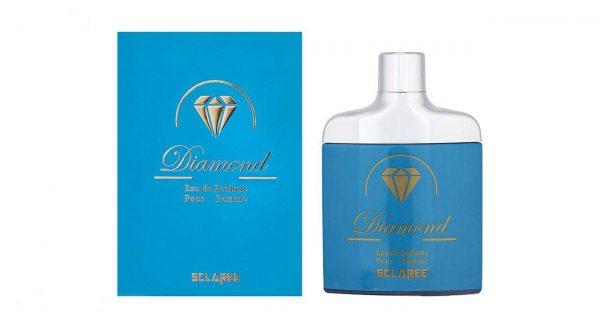 ادوپرفیوم زنانه اسکلاره مدل Diamond حجم 85 میلی لیتر