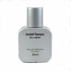 عطر جیبی مردانه اسکلاره مدل Davidoff Champion حجم 35 میلی لیتر