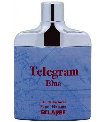 ادکلن مردانه اسکلاره مدل Telegram Blue