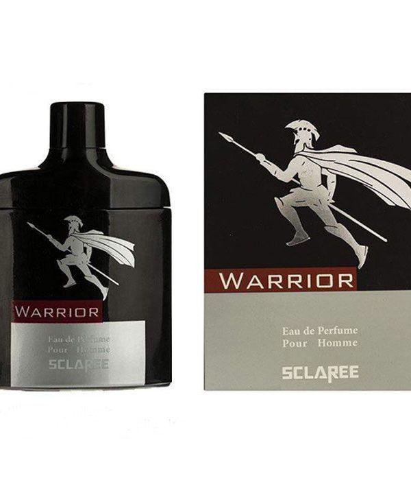 ادو پرفیوم مردانه اسکلاره مدل Warrior حجم ۸۵ میلی لیتر