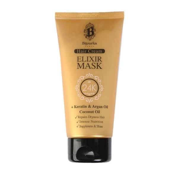 ماسک مو داخل حمام بیجورکا مدل Elixir حجم 200 میلی لیتر