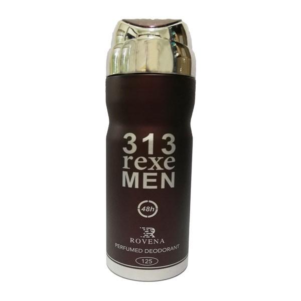 اسپری مردانه Rovena مدل 313Rexe Men
