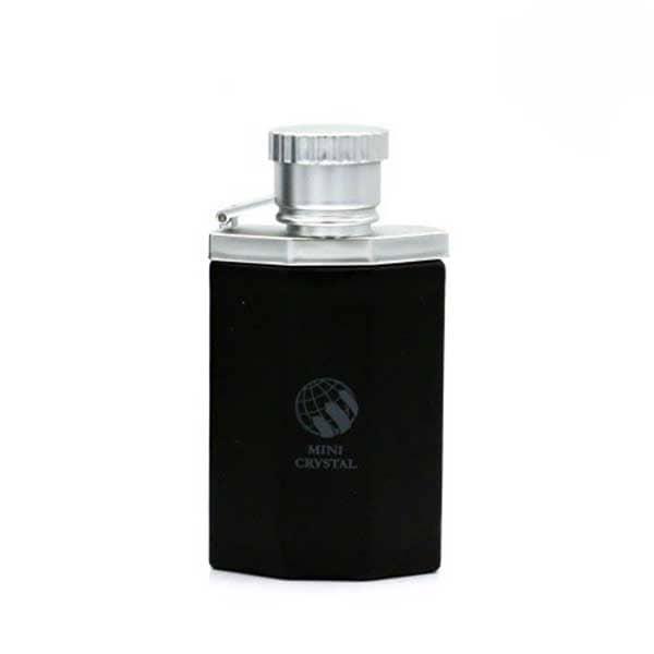 عطر مردانه مینی کریستال دانهیل لاندن دیزایر بلک