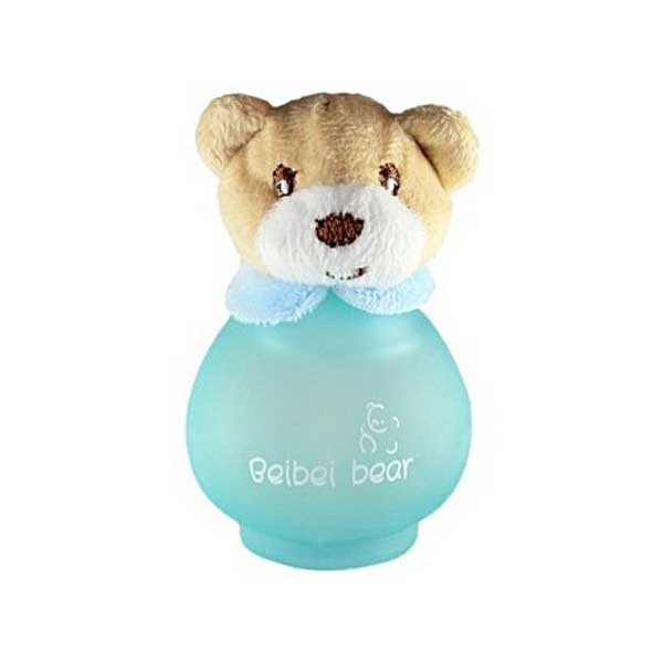عطر عروسکی Beibei Bear مدل خرس آبی