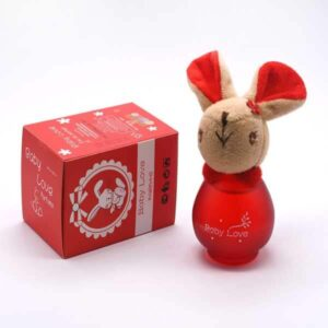 عطر کودک خرگوش قرمز بیبی لاو کد 9-144
