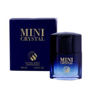 عطر مردانه مینی کریستال پاکو رابان