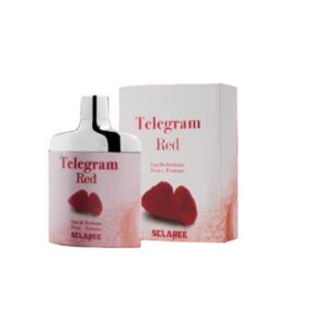 ادکلن زنانه اسکلاره مدل Telegram Red