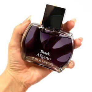 عطر مردانه آروما رایحه بلک افغان