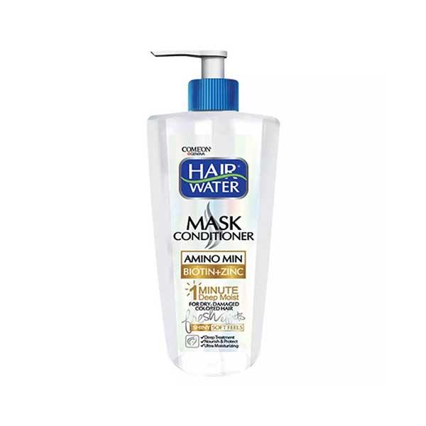 ماسک مو کامان مناسب موهای خشک و آسیب دیده