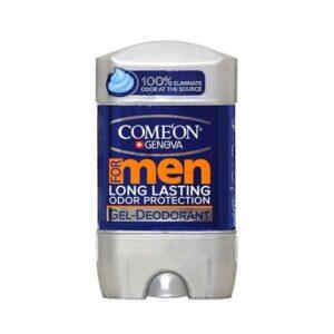 ژل شفاف ضد تعریق خنک کننده مردانه کامان