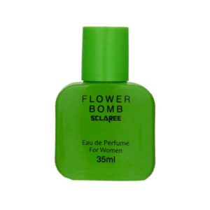 عطر زنانه اسکلاره مدل Flower Bomb