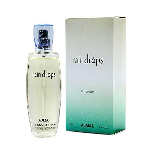 ادکلن زنانه اجمل مدل Raindrops