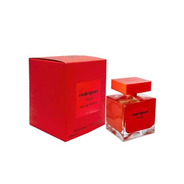 ادکلن فراگرنس ورد نارسیسو رودریگز رژ قرمز