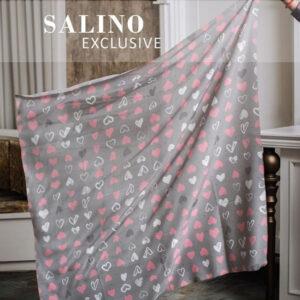 روسری نخی قواره دار سالینو