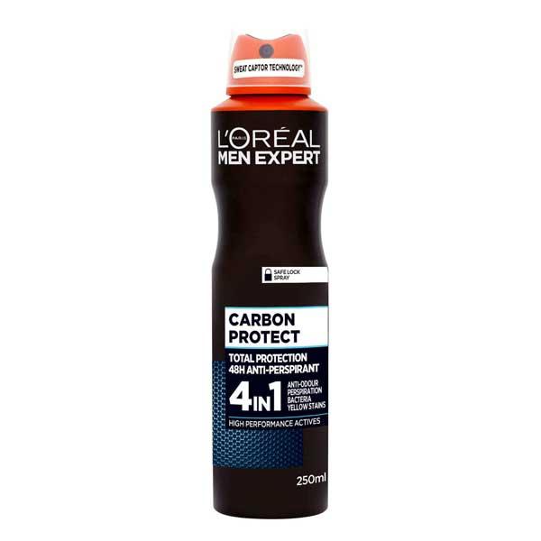 اسپری لورآل Carbon Protect سری Men Expert