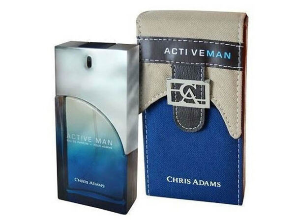 ادکلن مردانه اکتیو من کریس آدامز