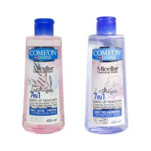 محلول پاک کننده آرایش کامان
